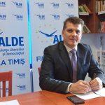 Ovidiu Sîrbu, secretar de stat în Ministerul Transporturilor, propunerea ALDE Timiș pentru europarlamentare