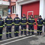 Alţi pompieri din Timiş au plecat să-şi ajute colegii din Satu Mare