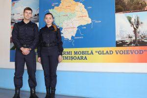 """""""Prospături"""" la Gruparea Mobilă de Jandarmi din Timișoara"""