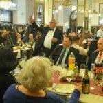 Foto. Zeci de sârbi au petrecut de Revelion la Restaurantul Lloyd