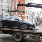 Foto: Șoferi, nu vă jucați! Se ridică zeci de mașini parcate neregulamentar, la Timișoara!