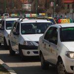 Taximetriștii din Timișoara pleacă la protestul din București