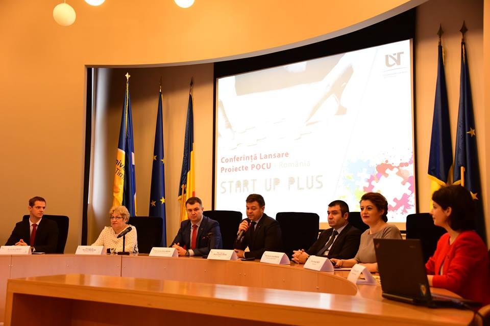 """UVT anunță lansarea proiectului """"Atelierul de antreprenori"""""""