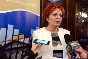 Florica Chirita - dir.gen. CCIA Timis