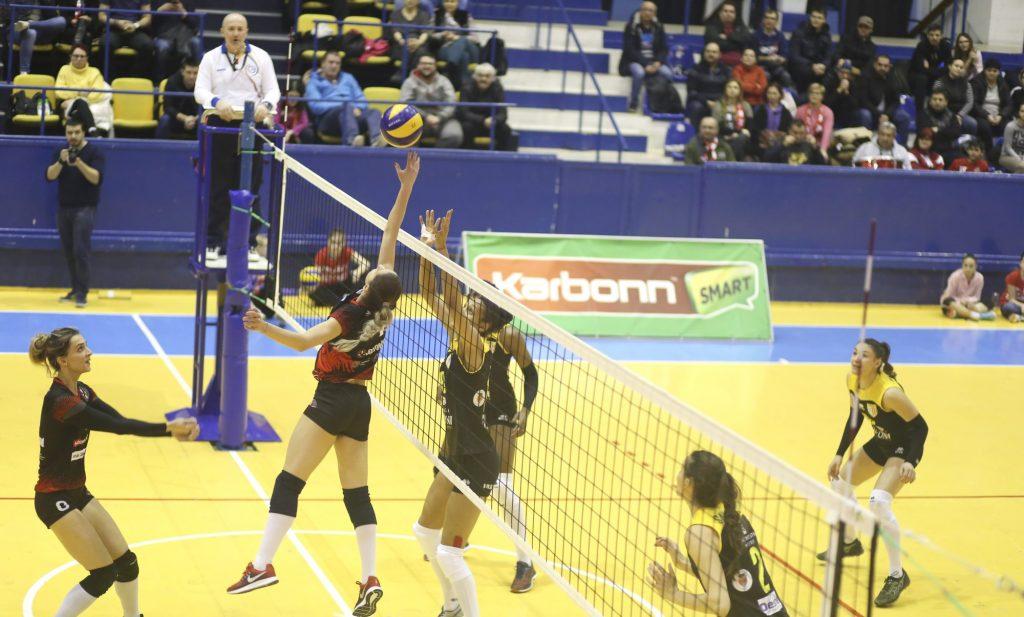 UVT Agroland pierde cu 0-3 duelul cu Alba Blaj, în fața a 600 de spectatori