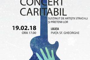Concert caritabil pentru un trubadur. Riscă să-i fie amputate picioarele!