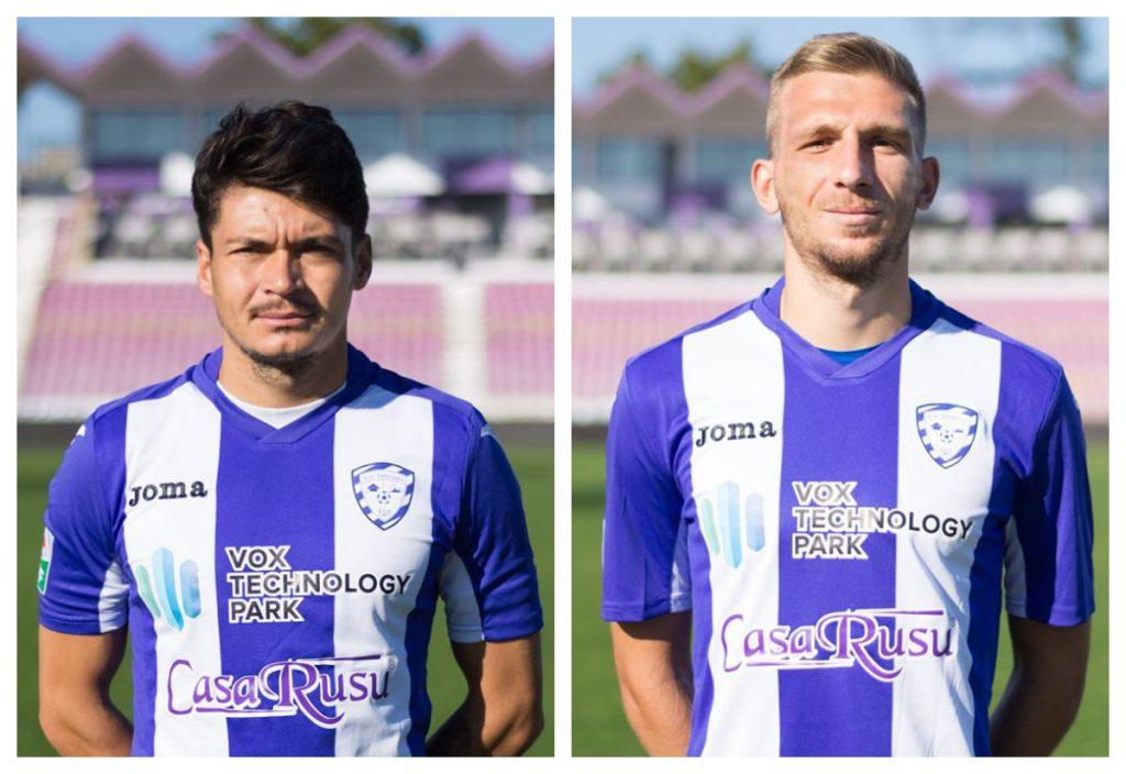 Doman și Bocșan, împrumutați de Poli Timișoara în Liga a II-a