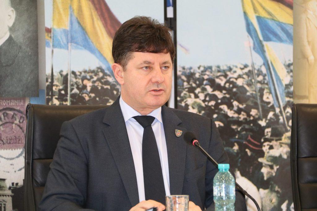 Președintele CJ Arad, discuții cu prim-ministrul Dăncilă despre situația grea a consiliilor județene cu banii tăiați de Guvern