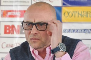 Leo Grozavu, numit antrenor la Poli Timișoara înainte de meciul cu FC Voluntari