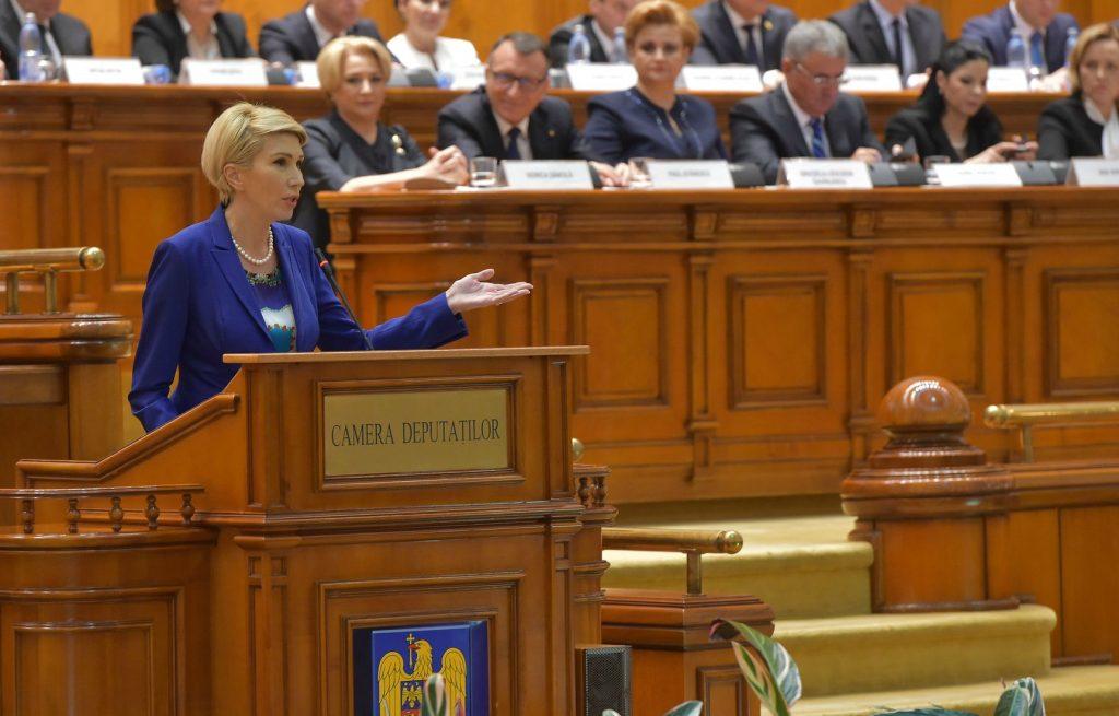 """Raluca Turcan (PNL) despre Viorica Dancilă: """"Minte cu cinism în fața președinților de Consilii Județene"""""""