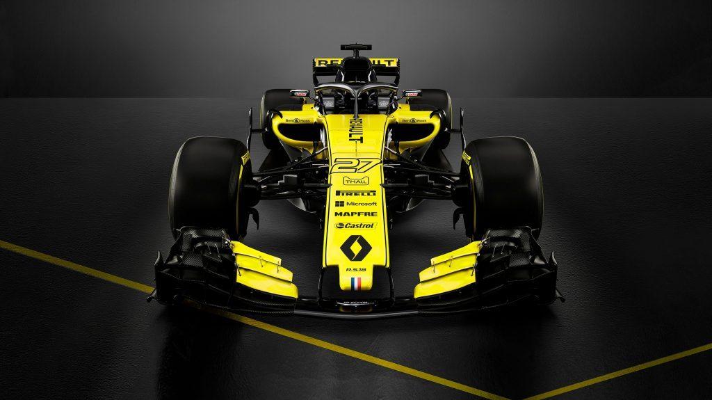 Renault și-a prezentat monopostul de Formula 1 pentru sezonul 2018