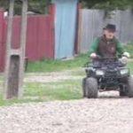 De ce are probleme cu legea cu bătrân de 80 de ani care a condus un ATV