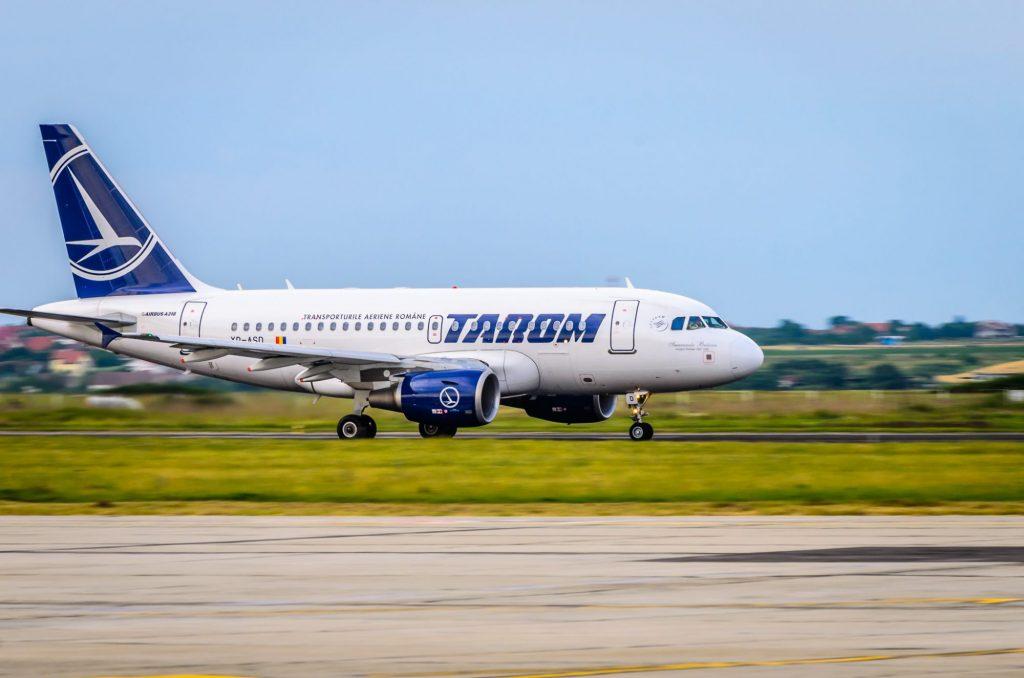 Două destinații vor fi introduse de la Timișoara de către compania aeriană Tarom