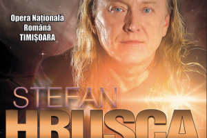 Ştefan Hruşcă revine la Timişoara cu un concert-eveniment: Fostele iubiri