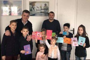 Activitati derulate de copiii din echipa ALDE Timisoara