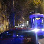 Atenție, nu mai parcați pe liniile de tramvai!