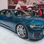 Upgrade în clasa business pentru noul Audi A6 Sedan
