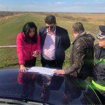 Măsuri pentru a preveni revărsarea apelor în zona localității Gătaia