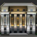 Palatul Administrativ din Timișoara a intrat în reabilitare