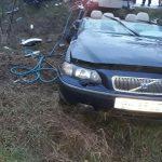 Cinci oameni la spital din pricina unui accident
