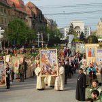 Pelerinajul Floriilor are loc sâmbătă și restricționează traficul din Timișoara. Vezi programul!
