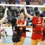 UVT Agroland câștigă derby-ul cu CSM Lugoj și o egalează pe Știința Bacău în clasament