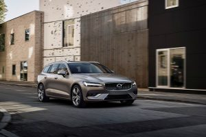 Noul V60, de la Volvo, estate-ul versatil pentru familie