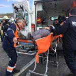 Accident rutier pe centura Lugojului