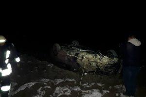 Accident cu opt adulţi şi trei copii în apropiere de Lugoj