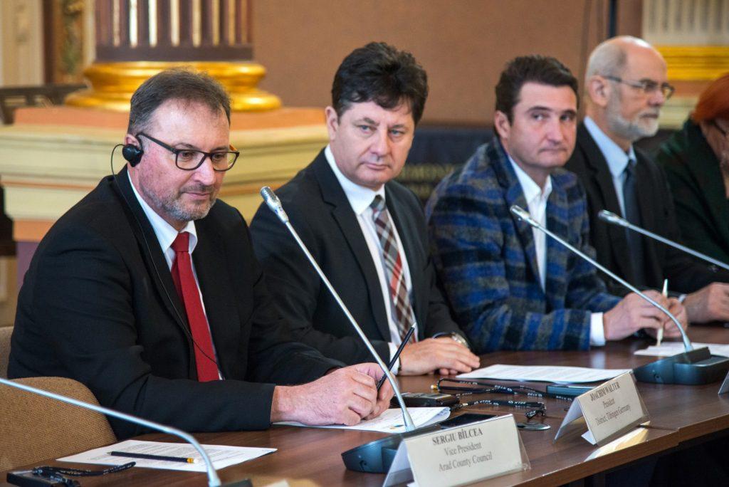 Consiliul Judeţean Arad a iniţiat un consorţiu cultural euroregional