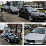 Foto: Și-au făcut loc de parcare pe străzile pietonale și prin parcuri, la Timișoara. Acum plătesc amenzi!