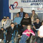 Se adună bani pentru tinerii suferinzi de distrofie muscular la Telemaratonul Speranței