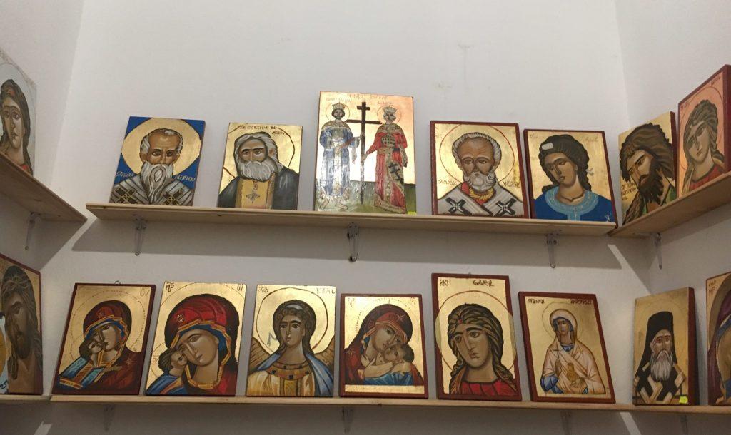 Timişorenii pot vedea o expoziţie de icoane la Muzeul Catedralei Mitropolitane