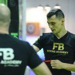 Pugilistul timișorean Flavius Biea, pregătiri intense pentru următorul meci la profesionişti