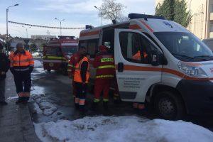 Bărbat prăbușit fără suflare pe holurile Primăriei Lugoj