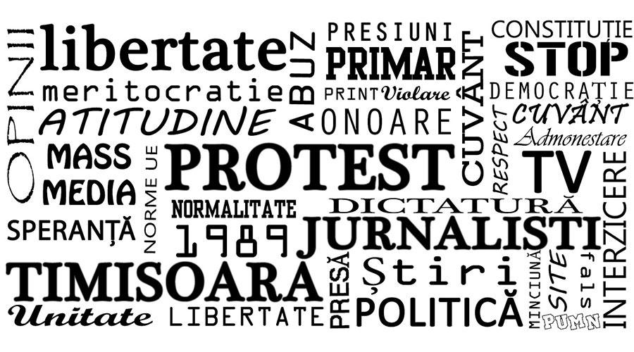 Protest al presei timișorene față de atitudinea primarului Nicolae Robu, președintele PNL Timiș