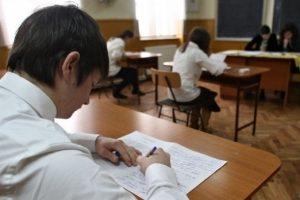 Elevii de clasa a opta au început Simularea pentru Evaluarea Naţională
