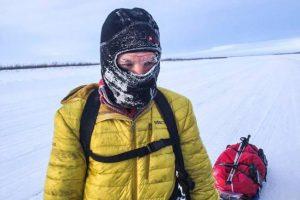 Tibi Ușeriu a câștigat pentru al treilea an consecutiv ultra-maratonul de la Cercul Polar
