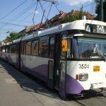 Modificări în programul de circulație a tramvaielor
