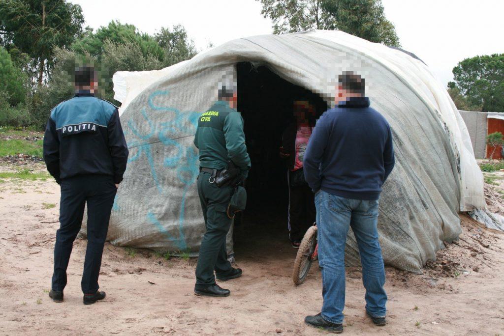 Operațiune pentru prevenirea traficului de ființe umane și exploatarea forței de muncă în domeniul agricol