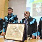 Andrei Pleșu s-a alăturat comunității academice a Universității de Vest din Timișoara