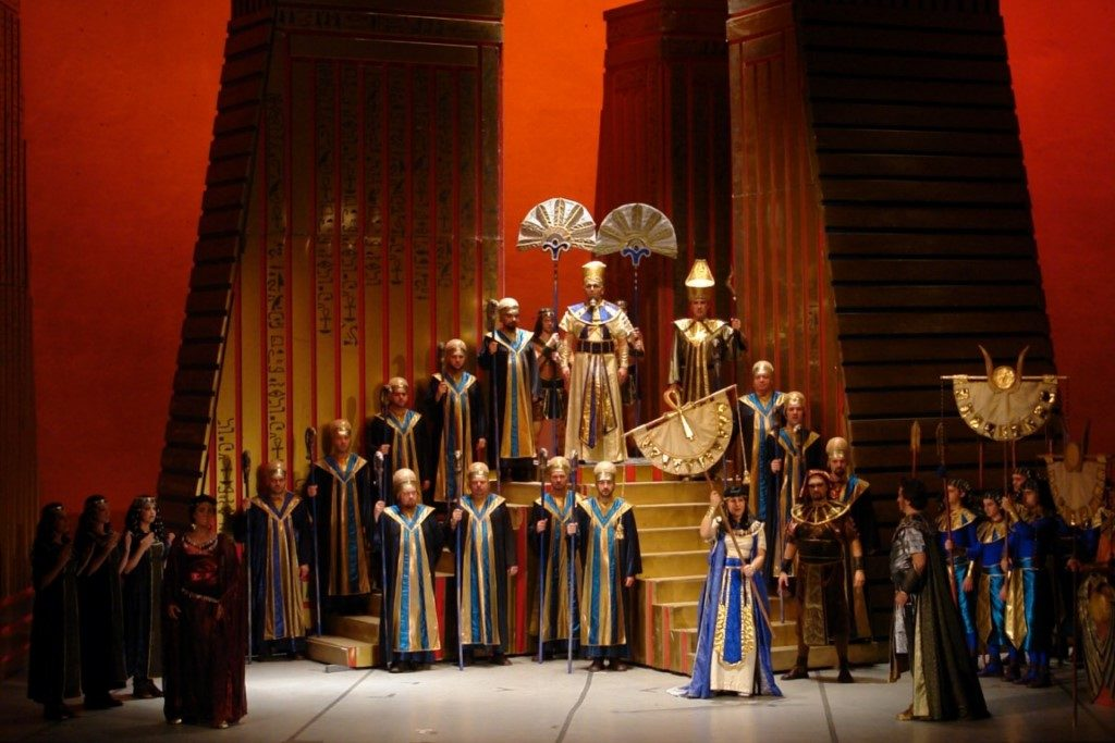 Ce spectacole putem vedea în luna aprilie la Opera Română Timișoara