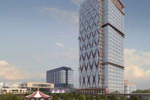 Compania Iulius începe lucrările la cea mai înaltă clădire de birouri din ţară