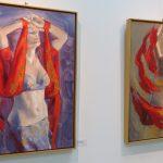 """""""De la Sile la Bega. Divinități feminine ale apelor"""". Expoziţie de pictură – Luciano Longo, la Bastion"""