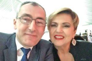 Logodnicul Nicoletei Voica este încă un bărbat căsătorit. Secretul a ieșit la iveală