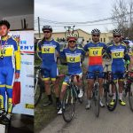 Echipa de ciclism a Clubului sportiv al UVT a marcat primele rezultate la nivel internațional