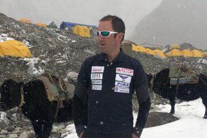 Horia Colibășanu a ajuns în tabăra de bază Everest-Lhotse