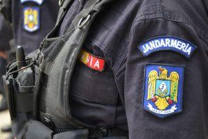 O sută patruzeci de jandarmi iau măsuri de ordine la sfârşit de săptămână
