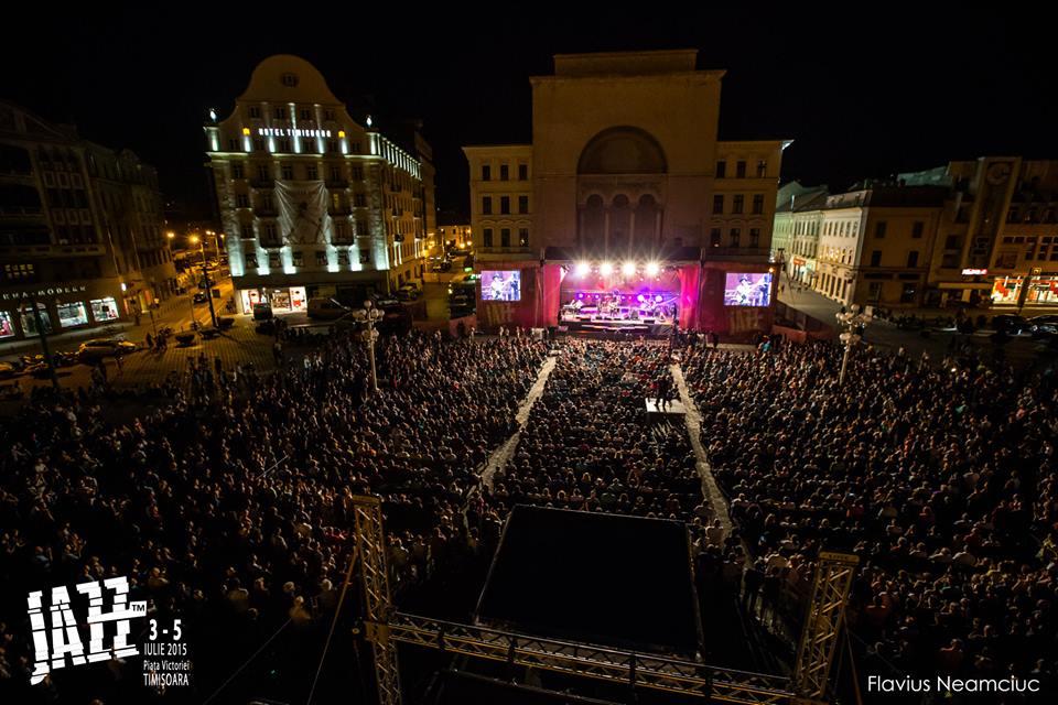 O nouă scenă va fi amenajată la Festivalul JazzTM