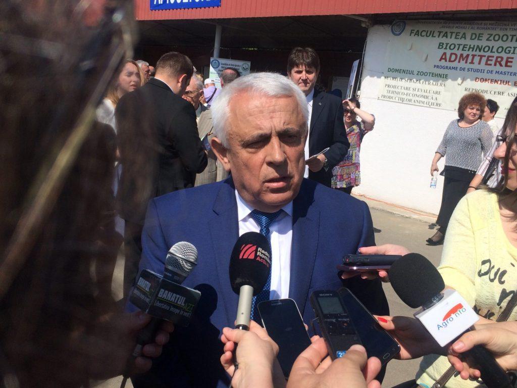 Fermierii din Timiș se vor întâlni la Biled cu ministrul Agriculturii